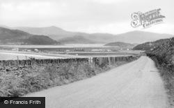 Coastal Road c.1955, Fairbourne