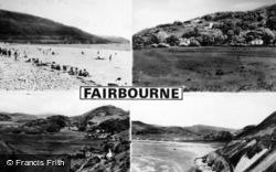 Composite c.1960, Fairbourne