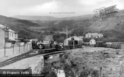 Miniature Railway c.1960, Fairbourne