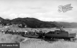 Fairbourne, Miniature Railway c.1960