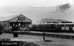 Miniature Railway c.1965, Fairbourne