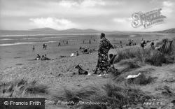 The Beach c.1955, Fairbourne