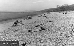 The Beach c.1960, Fairbourne