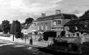 Fairford, Croft House, the Croft 1948
