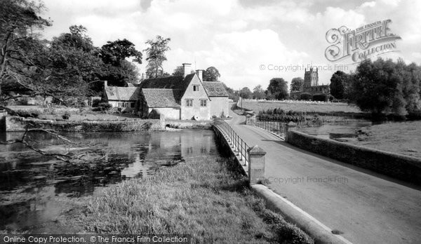 Fairford,the Mill c1965,Gloucestershire
