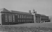 Fairhaven, Queen Mary School c.1955