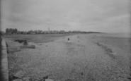 Fairhaven, The Beach 1929