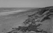 Fairhaven, The Beach c.1950