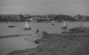 Fairhaven, The Lake c.1950