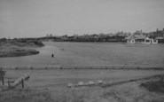 Fairhaven, The Lake c.1955