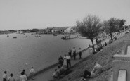 Fairhaven, The Lake c.1960