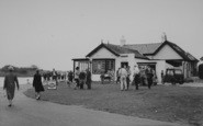Fairhaven, The Lake Cafe c.1960