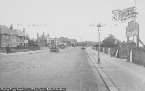 Photo of Fairhaven, The Promenade 1927