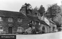 Fairmile, The Village c.1950