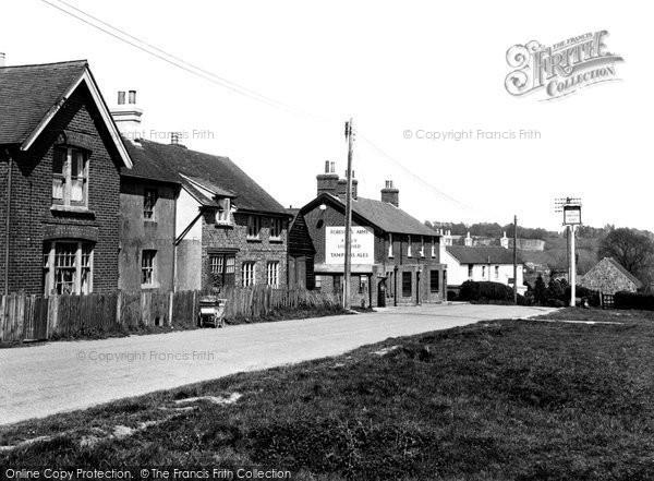 Fairwarp, the Village c1955