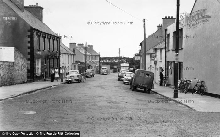 Photo of Falcarragh, Strand Road c.1955