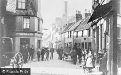 High Street c.1900, Falkirk