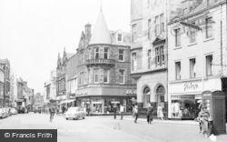 High Street c.1960, Falkirk