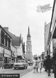 High Street c.1965, Falkirk
