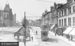 Newmarket Street 1910, Falkirk