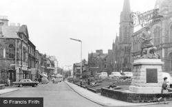 Falkirk, Newmarket Street c.1960