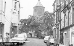 The Old Parish Church c.1965, Falkirk
