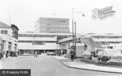 The Shopping Centre, Callendar Riggs c.1965, Falkirk