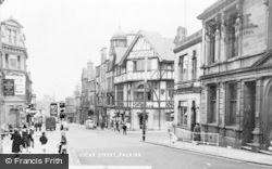 Falkirk, Vicar Street c.1960