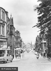 Falkirk, Vicar Street c.1965