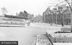Falkirk, West Bridge Street c.1965