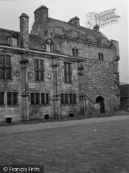 Falkland, Palace 1948
