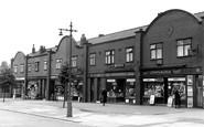 Fallowfield, Princess Parade c1955