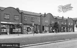 Fallowfield, Princess Parade c.1955