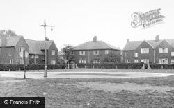 Fallowfield, Sandbach Avenue c.1955