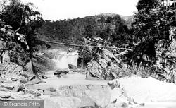 Falls Of Rogie, 1890