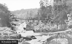 Falls Of Rogie, c.1900