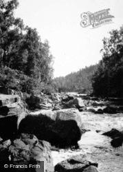 Falls Of Rogie, c.1935