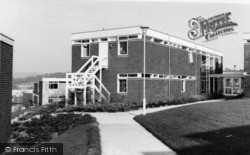 Falmer, Brighton College Of Education c.1965