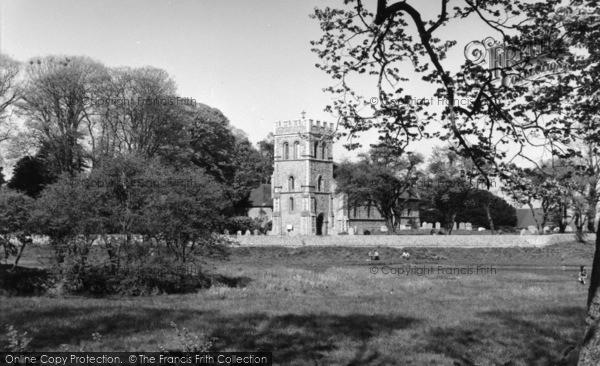 Photo of Falmer, St Lawrence Church c.1960