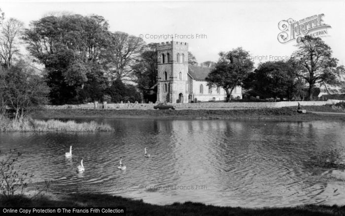 Photo of Falmer, St Lawrence Church c.1965