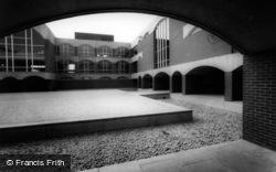 Falmer, Sussex University c.1965