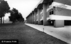Falmer, Sussex University c.1965