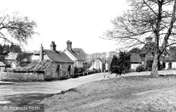 Falmer, The Village c.1955