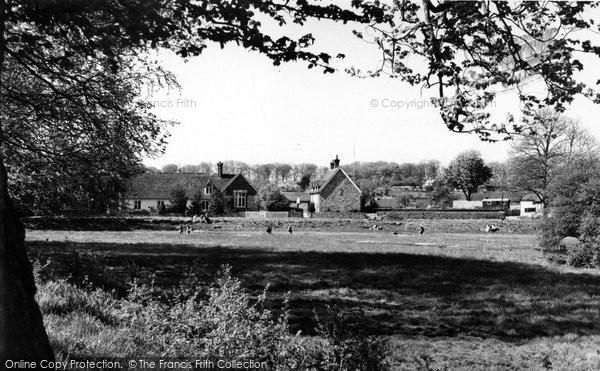 Photo of Falmer, The Village c.1960