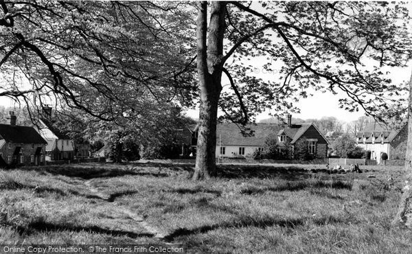 Photo of Falmer, The Village c.1960
