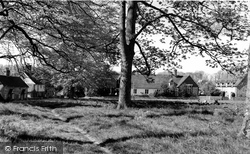 Falmer, The Village c.1960