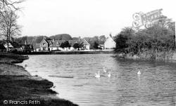 Falmer, The Village School c.1965