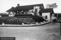 Falmer, Wyndham's Country Club And Restaurant c.1955