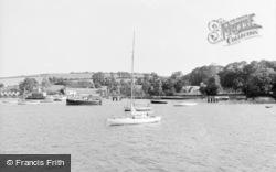 Falmouth, Carrick Roads 1959