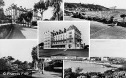 Falmouth, Composite 1950